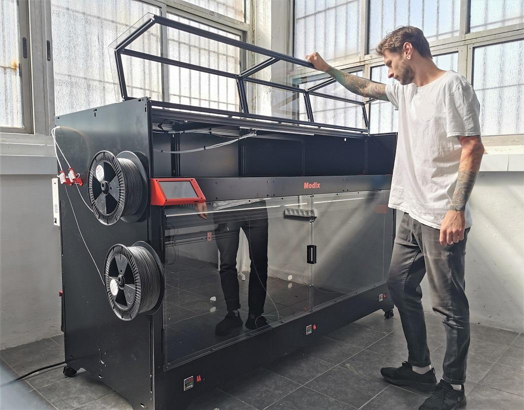 BIG-180x – Modix Large 3D Printers – 6 Different Sizes